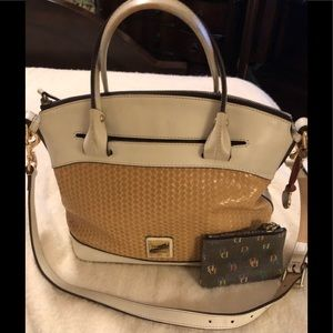 Dooney & Bourke Satchel & coin purse